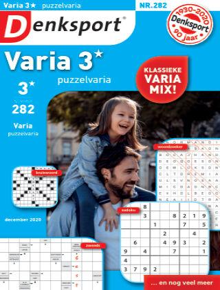 Denksport Varia 3* Puzzelvaria 282