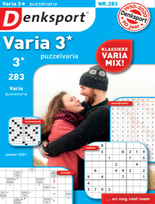 Denksport Varia 3* Puzzelvaria 283