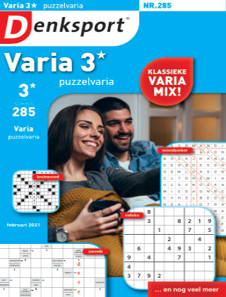 Denksport Varia 3* Puzzelvaria 285