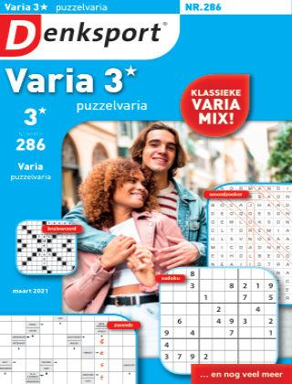 Denksport Varia 3* Puzzelvaria 286