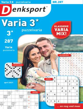 Denksport Varia 3* Puzzelvaria 287