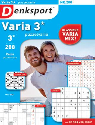 Denksport Varia 3* Puzzelvaria 288