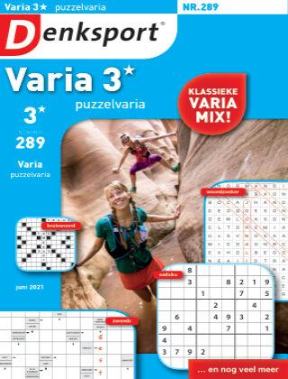 Denksport Varia 3* Puzzelvaria 289
