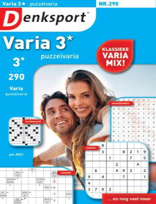 Denksport Varia 3* Puzzelvaria 290