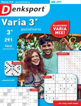 Denksport Varia 3* Puzzelvaria 291