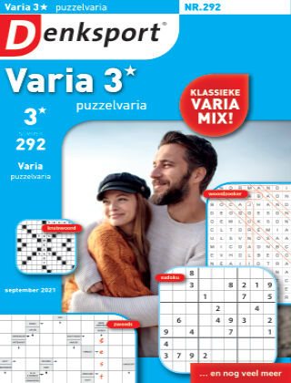 Denksport Varia 3* Puzzelvaria 292