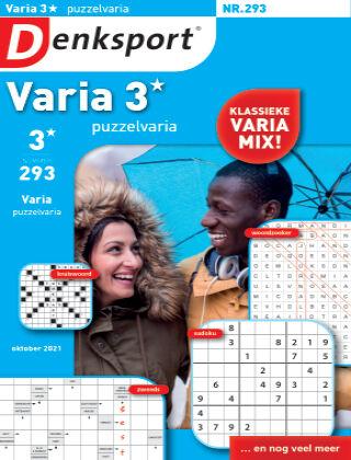 Denksport Varia 3* Puzzelvaria 293