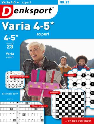 Denksport Varia expert 4-5* 23