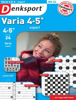 Denksport Varia expert 4-5* 24