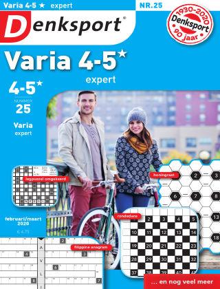 Denksport Varia expert 4-5* 25