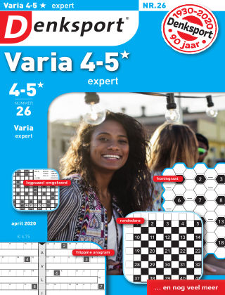 Denksport Varia expert 4-5* 026