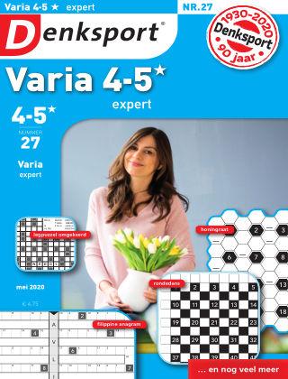 Denksport Varia expert 4-5* 027