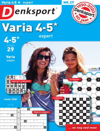 Denksport Varia expert 4-5* 029