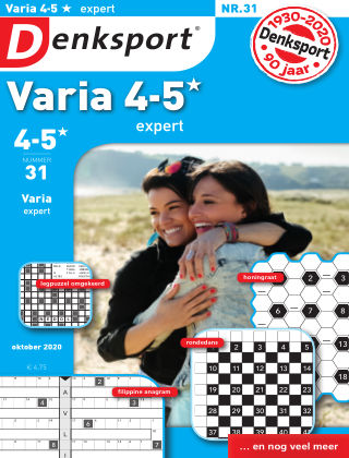 Denksport Varia expert 4-5* 031