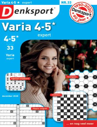 Denksport Varia expert 4-5* 033