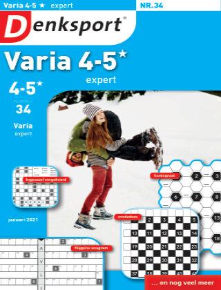 Denksport Varia expert 4-5* 034