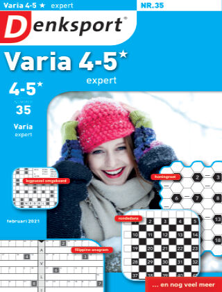 Denksport Varia expert 4-5* 035