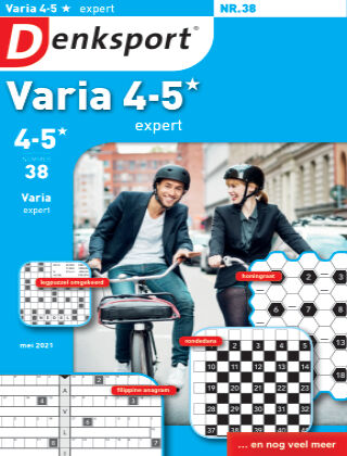Denksport Varia expert 4-5* 038
