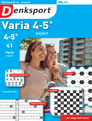Denksport Varia expert 4-5* 041