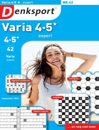 Denksport Varia expert 4-5* 042