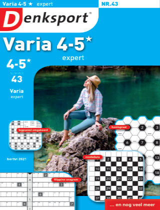 Denksport Varia expert 4-5* 043