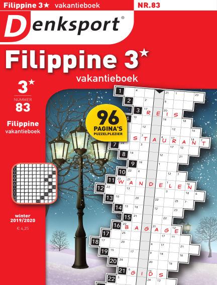 Denksport Filippine 3* Vakantieboek December 20, 2019 00:00