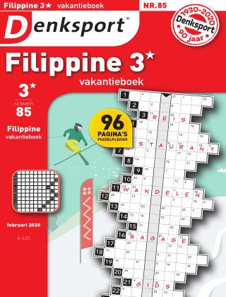 Denksport Filippine 3* Vakantieboek 085