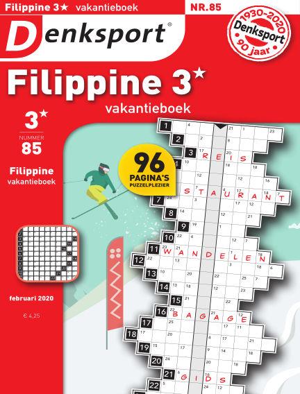Denksport Filippine 3* Vakantieboek February 13, 2020 00:00