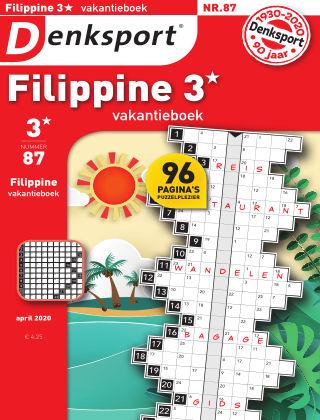 Denksport Filippine 3* Vakantieboek 087