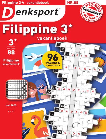 Denksport Filippine 3* Vakantieboek May 07, 2020 00:00