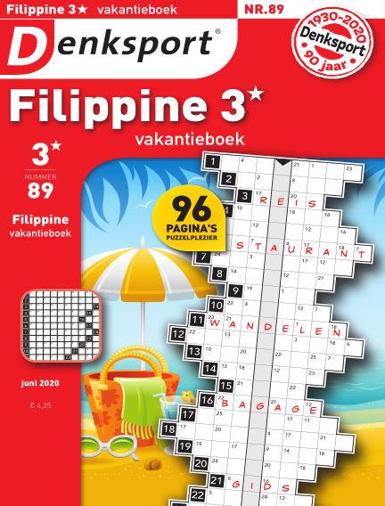 Denksport Filippine 3* Vakantieboek June 04, 2020 00:00