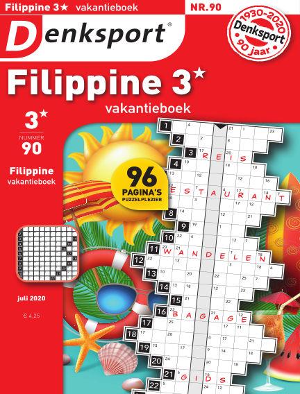 Denksport Filippine 3* Vakantieboek