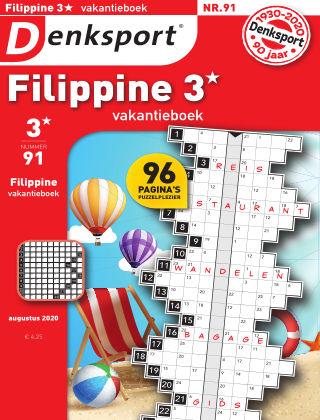 Denksport Filippine 3* Vakantieboek 091