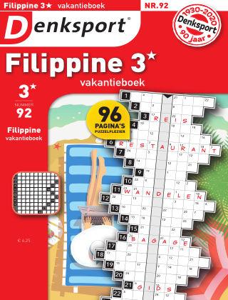 Denksport Filippine 3* Vakantieboek 092
