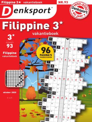 Denksport Filippine 3* Vakantieboek 093