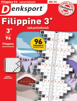 Denksport Filippine 3* Vakantieboek 096