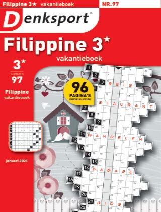Denksport Filippine 3* Vakantieboek 097