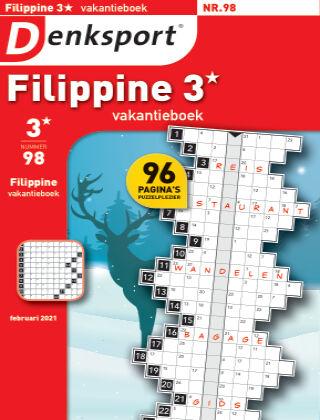 Denksport Filippine 3* Vakantieboek 098