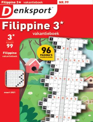 Denksport Filippine 3* Vakantieboek 099