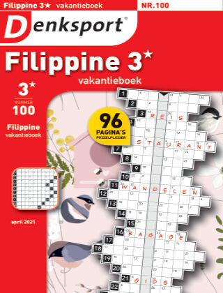 Denksport Filippine 3* Vakantieboek 100
