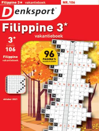 Denksport Filippine 3* Vakantieboek 106