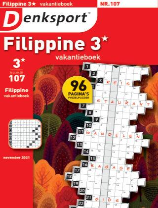 Denksport Filippine 3* Vakantieboek 107