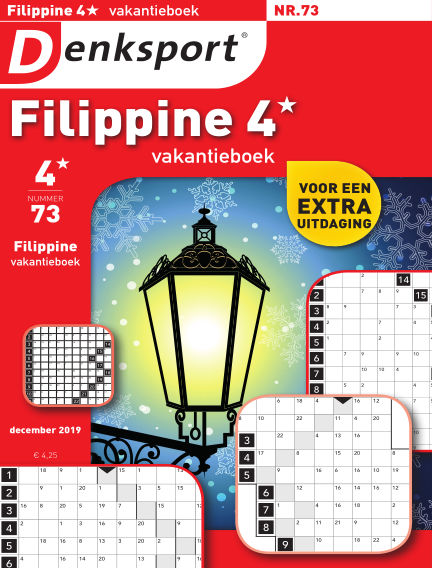 Denksport Filippine 4* Vakantieboek November 21, 2019 00:00
