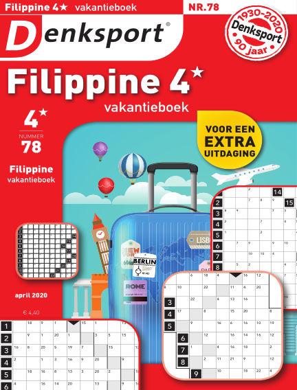 Denksport Filippine 4* Vakantieboek April 09, 2020 00:00