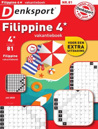 Denksport Filippine 4* Vakantieboek 081