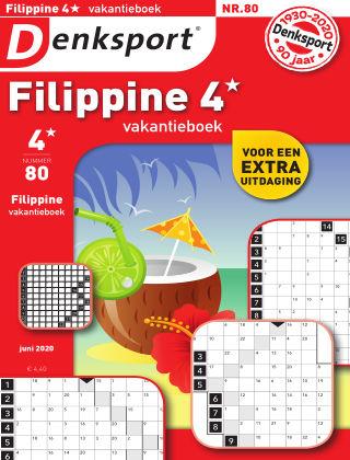 Denksport Filippine 4* Vakantieboek 080