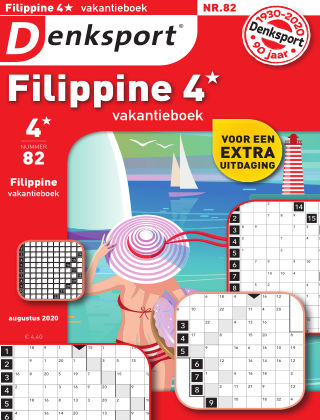 Denksport Filippine 4* Vakantieboek 082