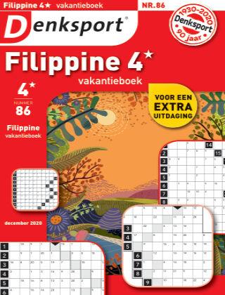 Denksport Filippine 4* Vakantieboek 086