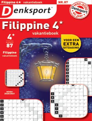 Denksport Filippine 4* Vakantieboek 087