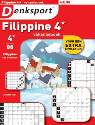 Denksport Filippine 4* Vakantieboek 088